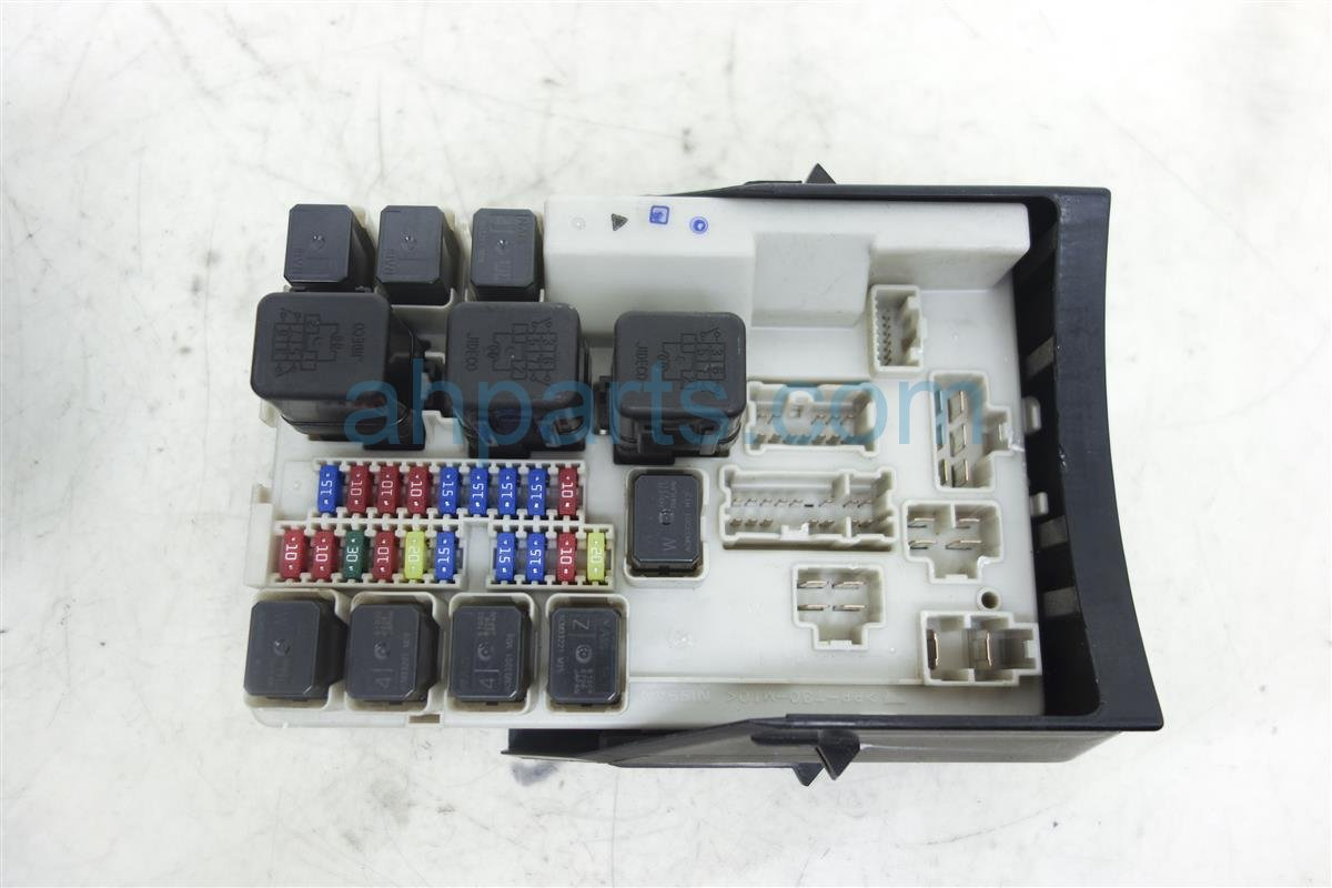 2006 Nissan 350z Engine Fuse Box, 3 5l, 4th Vin A 284b7 Cd71a 2001 CR-V Fuse  Boxes 2006 350z Fuse Box