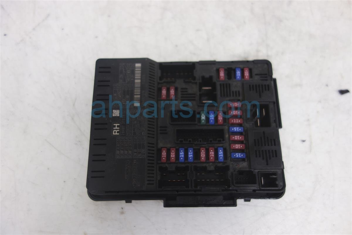 ... 2015 Nissan Murano Engine Fuse Box/ipdm 284B7 3TS1B Replacement ...