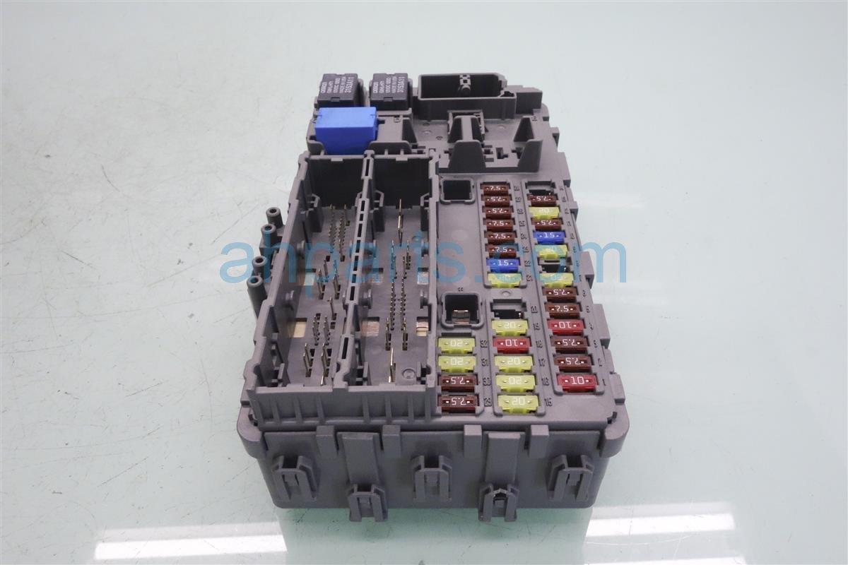 2014 acura mdx driver cabin fuse box 38200 tz5 a01 replacement 2001 Durango Cabin Fuse Box