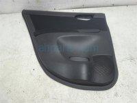 $75 Nissan RR/LH INTERIOR DOOR PANEL, BLACK