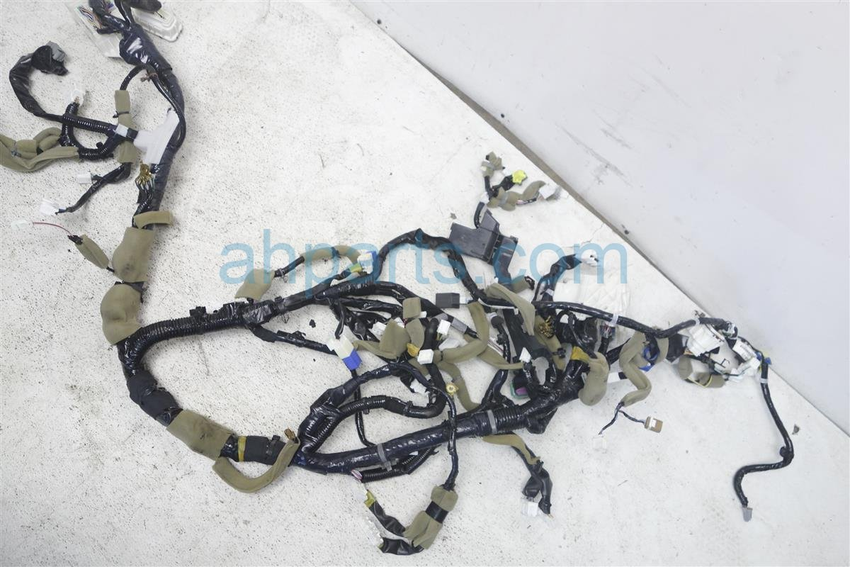 2012 Infiniti G37 Main Wiring Harness 24010-1VW0E Replacement on