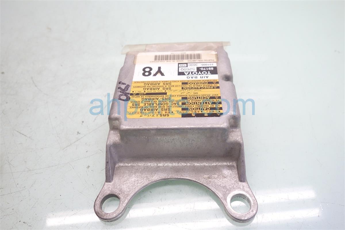 2008 Toyota Yaris Srs Airbag Computer Bad Needs Reset 89170 52690 Circuit Breaker Replacement