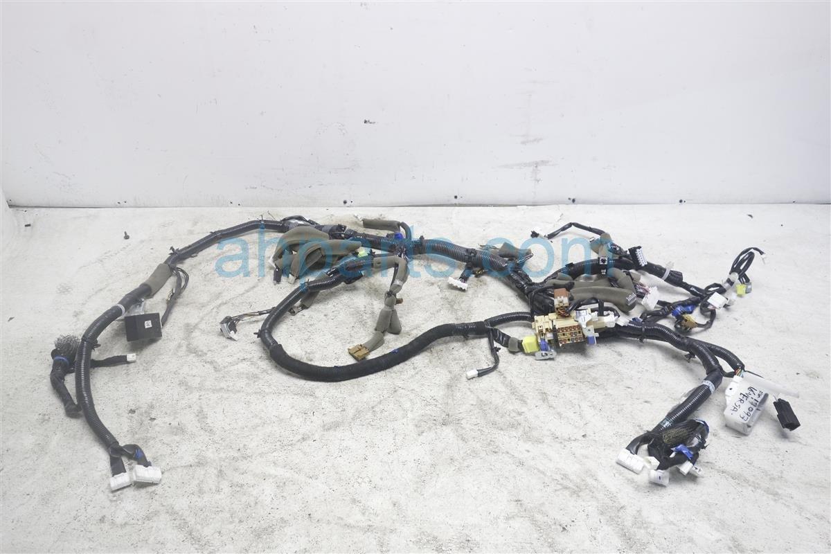 2015 Nissan Versa Main Wiring Harness 24010 9kk3a Replacement