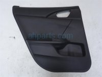 $60 Honda RR/L DOOR PANEL (TRIM LINER) BLACK