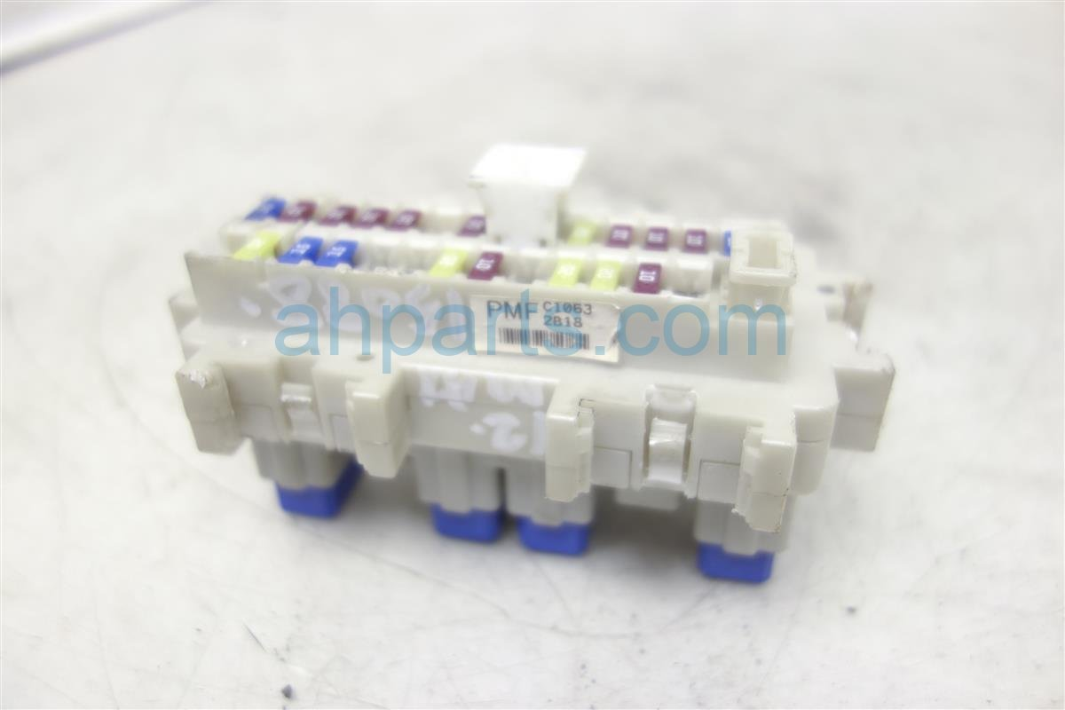 2012 Nissan Maxima Cabin Fuse Box 24350 ZY70A Replacement ...