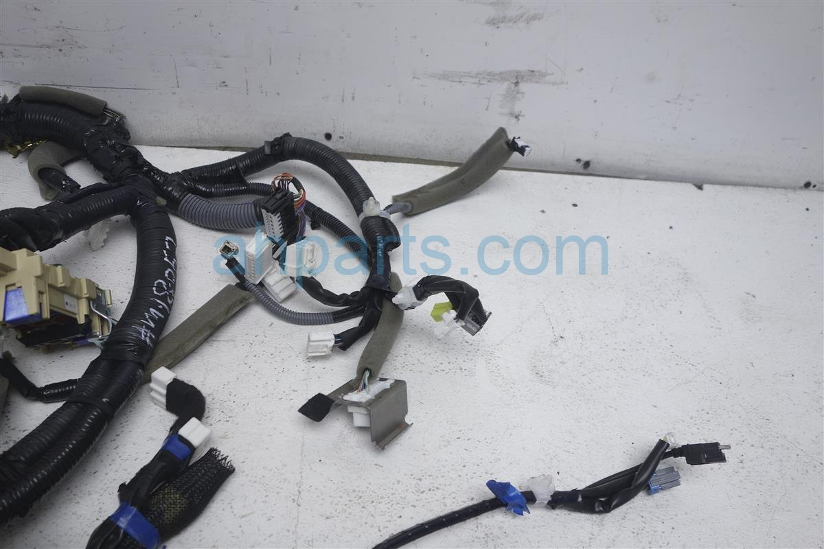 2015 Nissan Versa Main Dash Wire Harness, Sv, Base 24010 9MB0A Replacement  ...