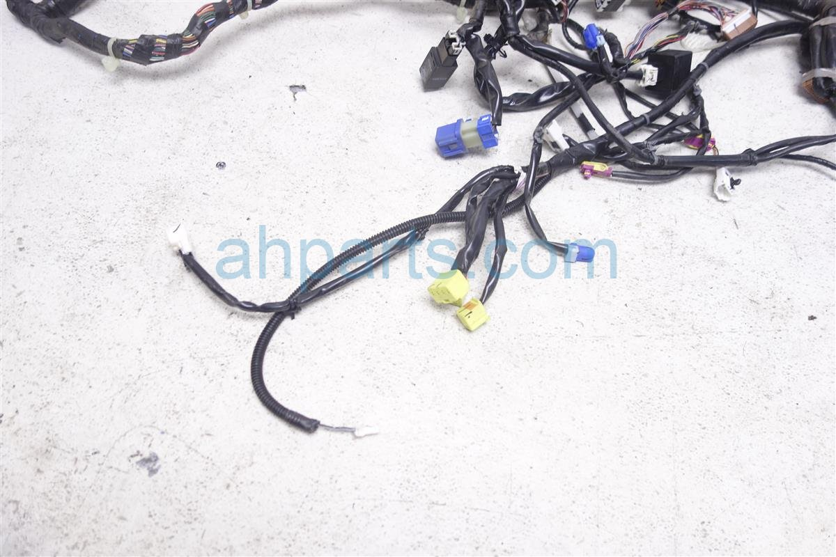 2003 Nissan Frontier Main Dash Wire Harness 33l 4x2 24010 1z701 Wiring Replacement