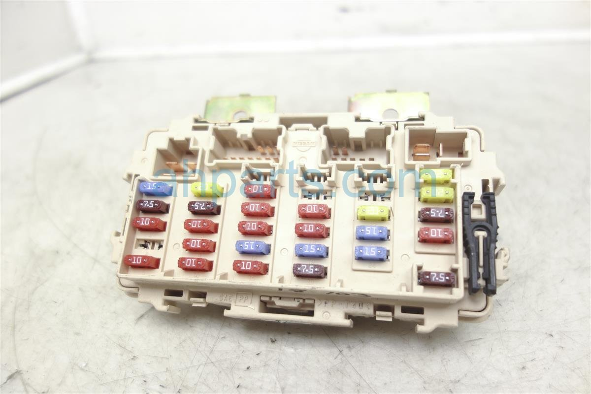 2003 Nissan Frontier Cabin Fuse Box 33l Crew Cab 24350 7z400 Car Replacement