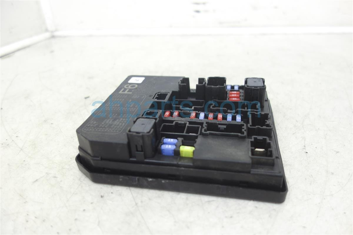 2012 Nissan Juke Fuse Box Wiring Library Nv200 2014 Engine Room Ipdm 284b7 1tw1a Replacement