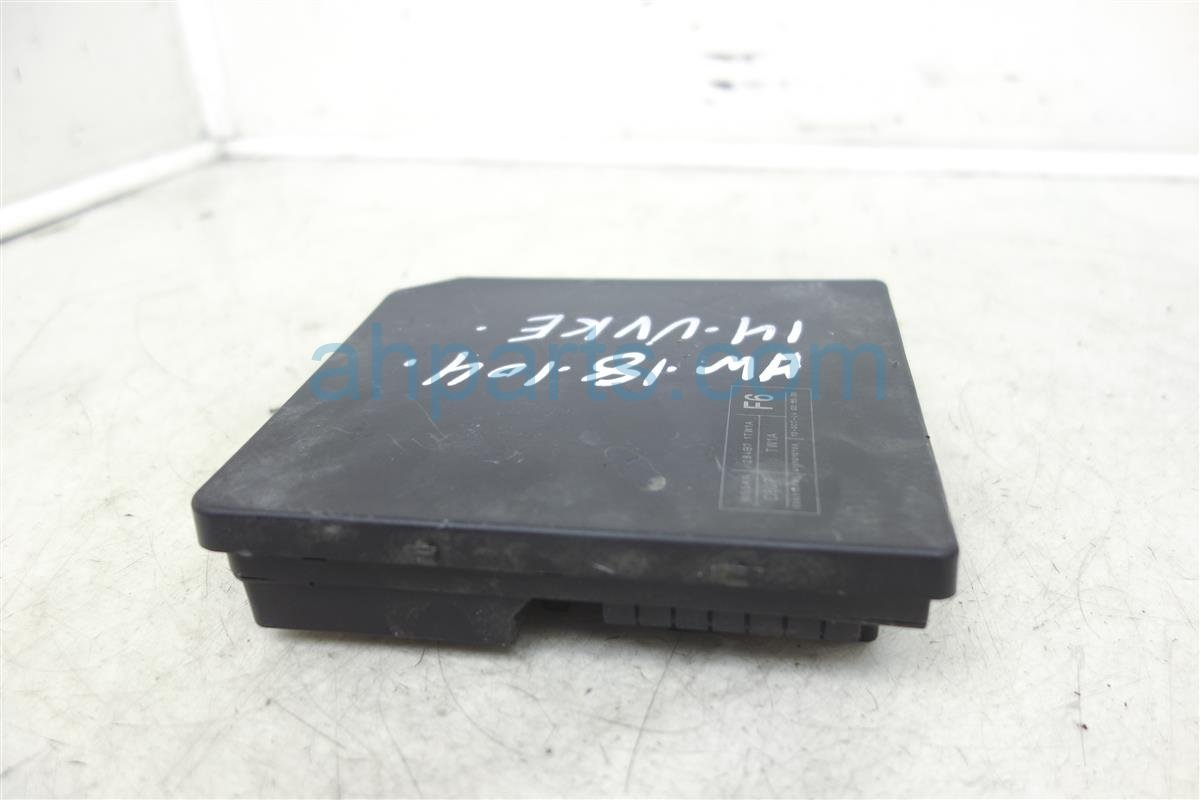 ... 2014 Nissan Juke Engine Room Fuse Box/ipdm 284B7 1TW1A Replacement ...