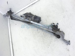 FRONT WIPER MOTOR WITH LINKS