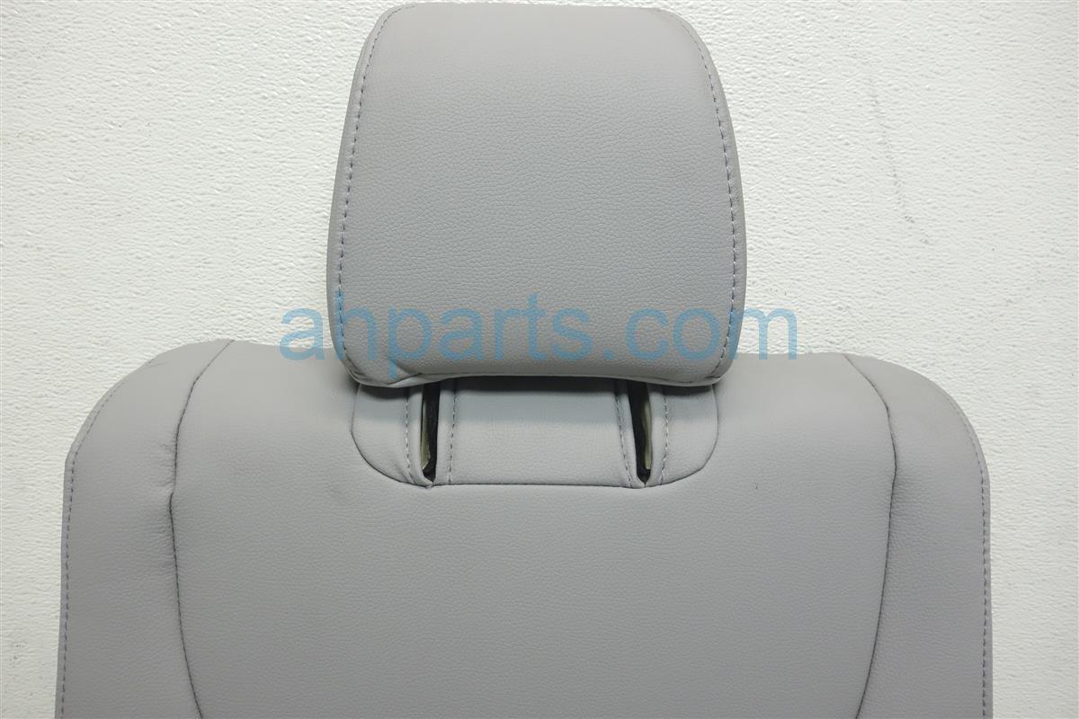2017 Honda Pilot Rear / Back (3rd Row) 3rd Row Passenger Seat Upper Portion Gray 82121 TG7 A41ZC Replacement