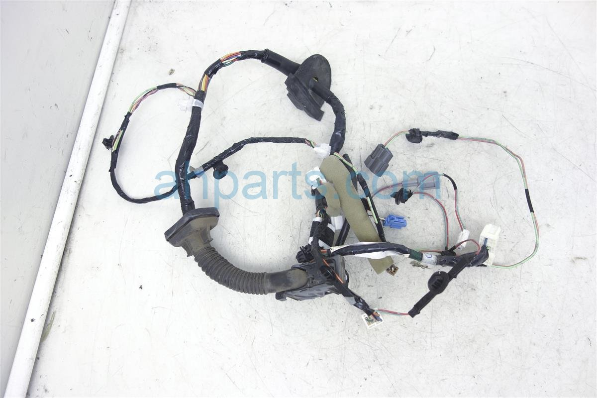 2008 Infiniti G35 Front Passenger Door Wire Harness Sedan 24124 1na0c Wiring Replacement