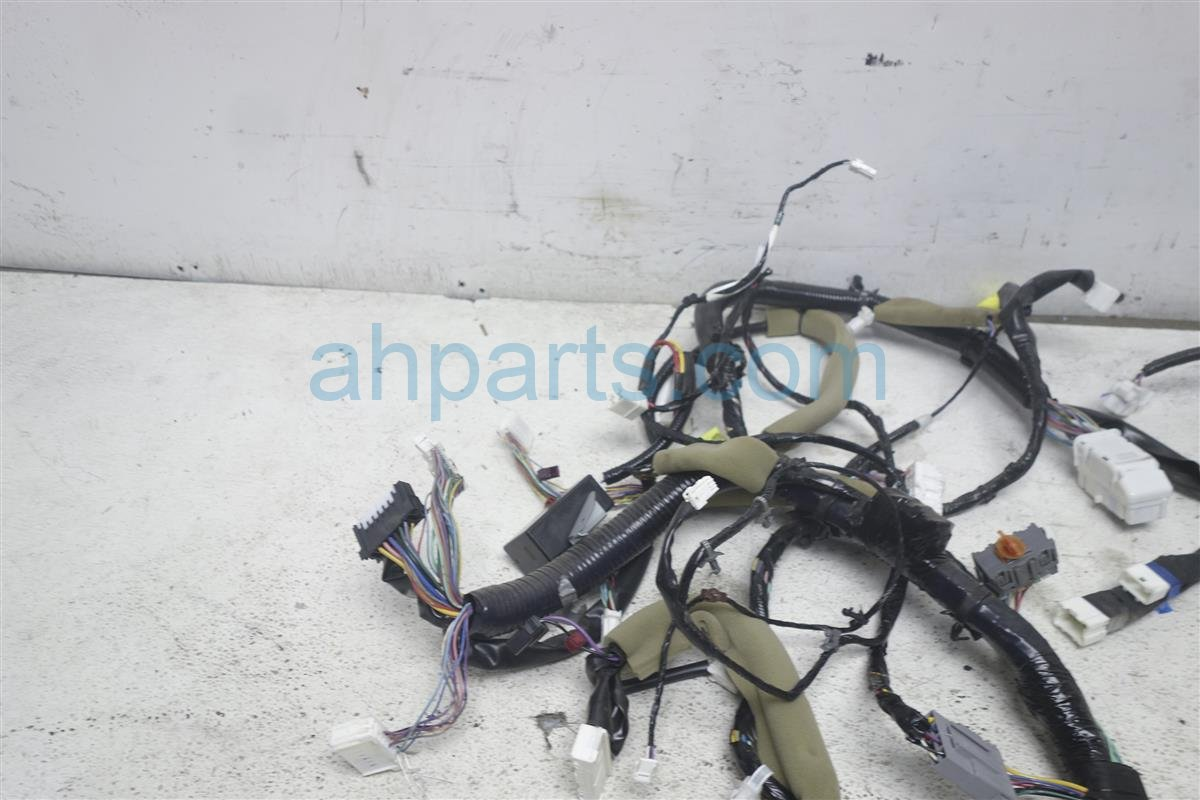 2013 Nissan Rogue Main Dash Wire Harness S 24010 1vy0a Replacement