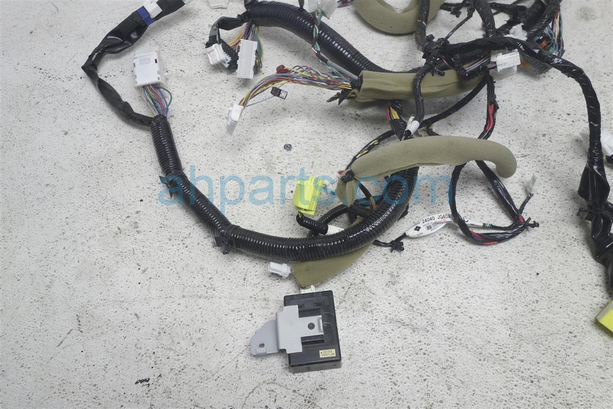 Nissan Rogue Wire Harness Start Building A Wiring Diagram Connectors Front Fender Rh Fittastic Co Radio Pins