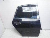 $300 Infiniti RR/RH DOOR NO INSIDE TRIM PANEL