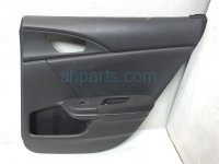 $60 Honda RR/RH DOOR PANEL (TRIM LINER) BLACK