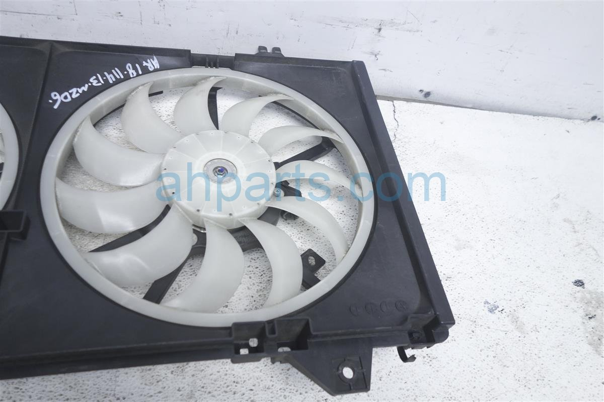 2014 Mazda Mazda 6 Radiator Cooling Fan Assembly, At PE11-15-025A  Replacement