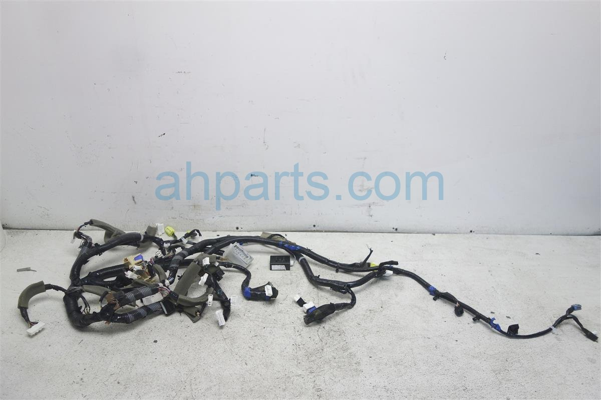 2015 Nissan Versa Main Dash Wire Harness Note 24010 9mb0a An Wiring Replacement