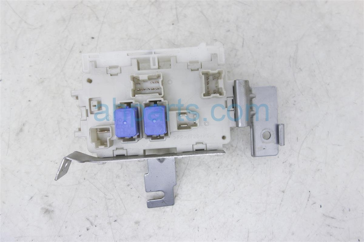 2010 nissan sentra cabin fuse box 24350 zt50a replacement