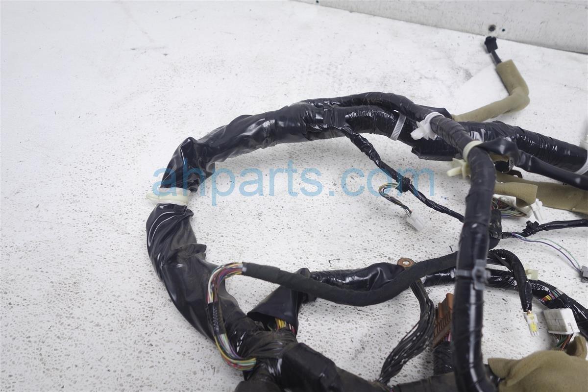 2007 Infiniti G35 Main Body Wiring Harness Cut Wires 24010 Cf90b Replacement