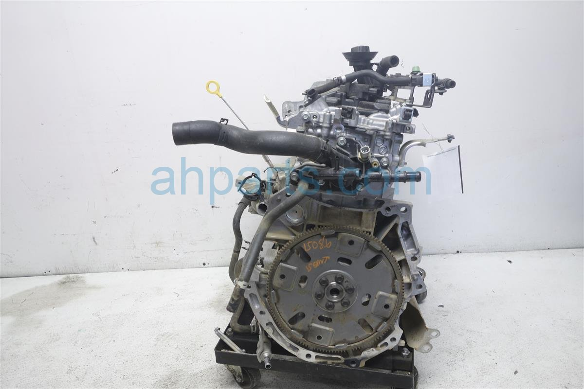 2015 nissan sentra motor bare engine long block, 1 8l, calNissan 1 8l Engine #10