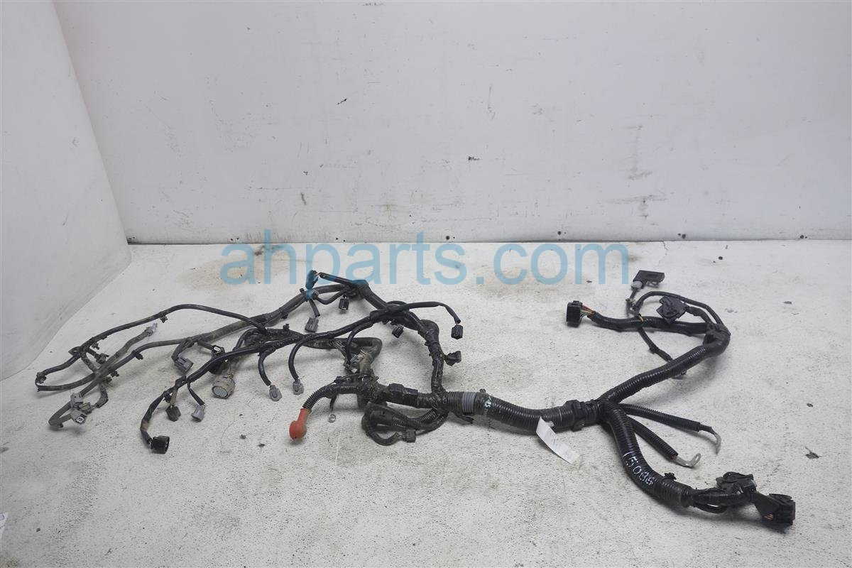 ... 2015 Nissan Sentra Engine Wire Harness 1.5l At damage 24011 4AT1D  Replacement ...
