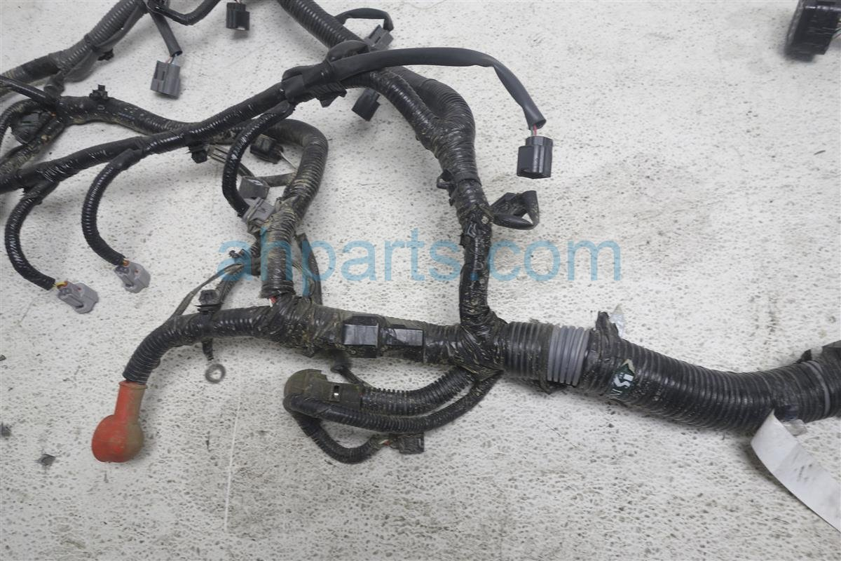 2015 Nissan Sentra Engine Wire Harness 15l At Damage 24011 4at1d Replacement