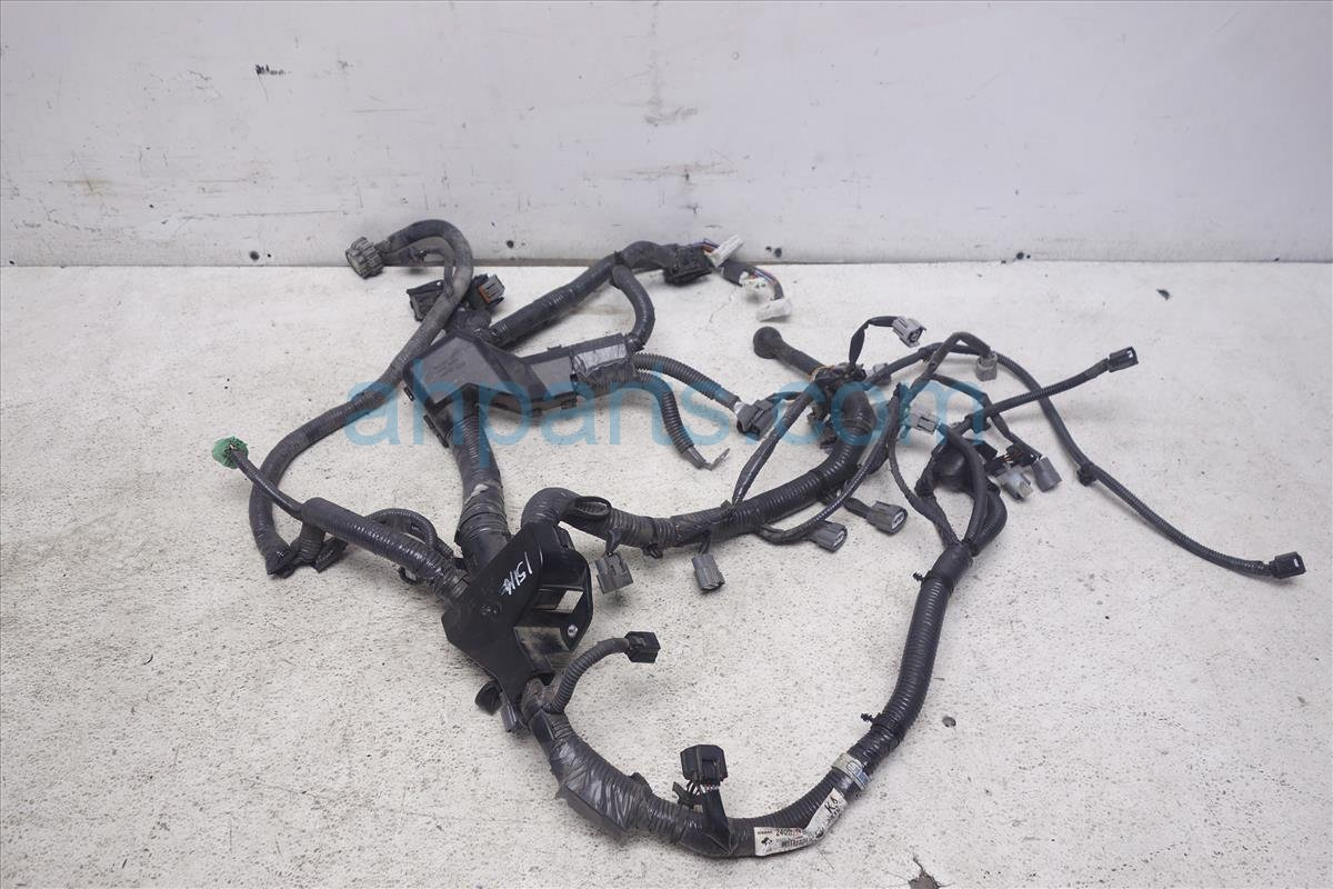 2011 Nissan Rogue Engine Wire Harness 25l Htchbk 4wd 24011 1vk1a Replacement
