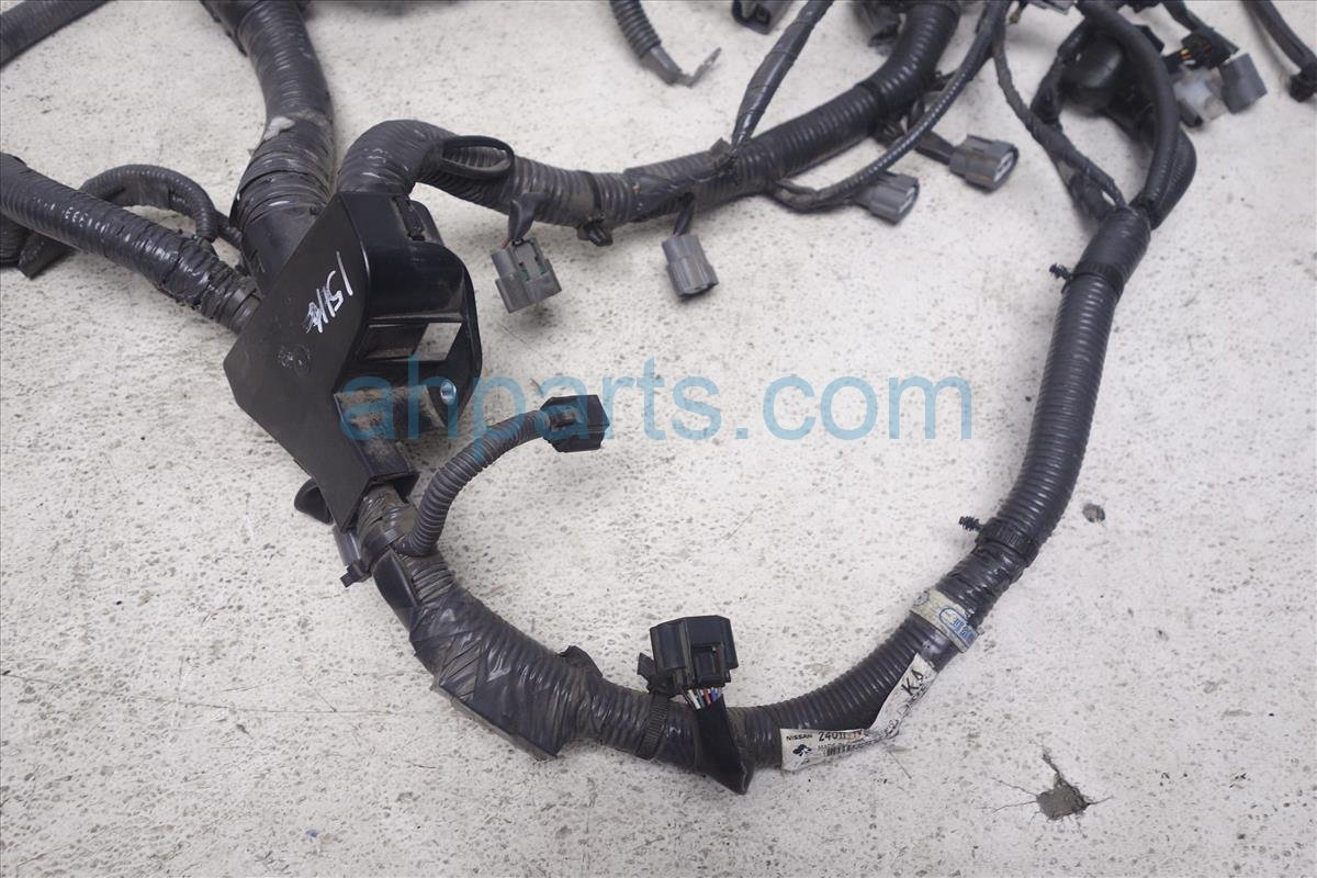 2011 nissan rogue engine wire harness 2 5l htchbk 4wd 24011 1vk1a  replacement