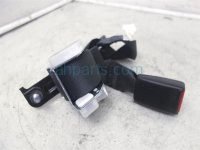 $20 Honda REAR MID SEAT BELT BLACK 2-DOOR