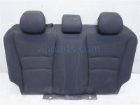 $135 Honda REAR SEAT TOP PORTION BLACK LEATHER