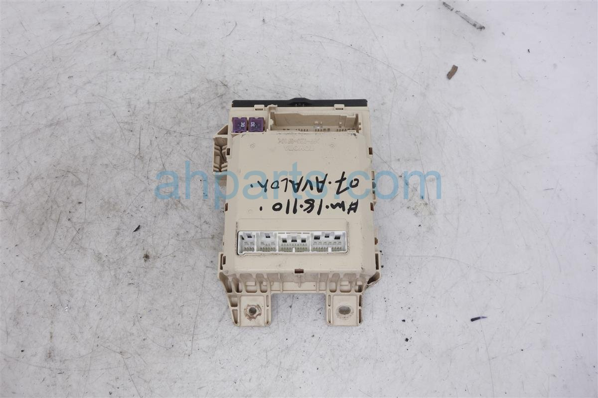 2007 toyota avalon cabin junction fuse box 82730 ac061 replacement