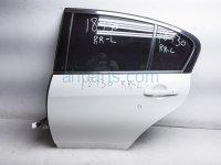 $300 Infiniti RR/L DOOR NO TRIM PANEL WHITE