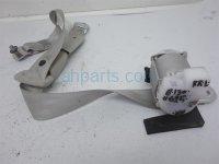 $40 Infiniti REAR LH SEAT BELT, LIGHT GRAY