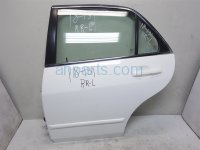 $199 Honda RR/LH DOOR - SHELL WHITE