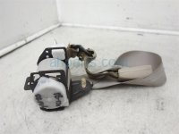 $20 Honda REAR MID SEAT BELT TAN