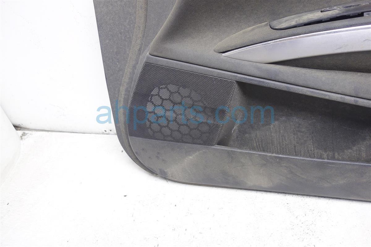 2007 Nissan Maxima Panel Liner Front Passenger Interior Door Trim Black 80900 Zk40c
