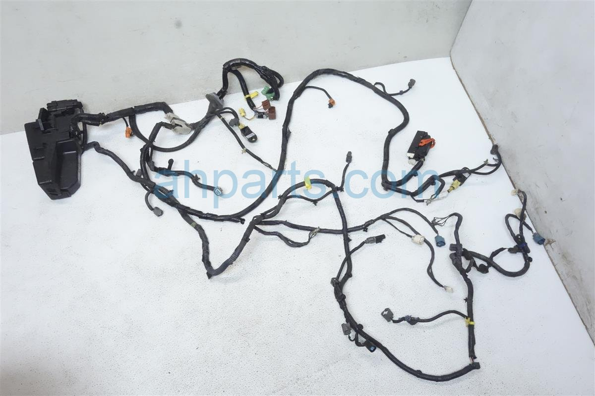 2003 honda accord engine wire harness wiring diagrams