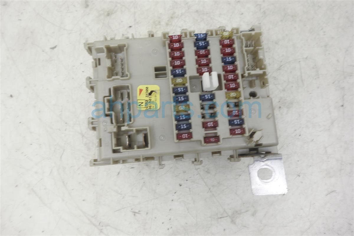 2002 nissan maxima cabin fuse box at 24350 3y300. Black Bedroom Furniture Sets. Home Design Ideas