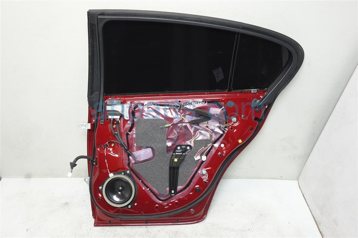 2006 Lexus Gs300 Rear Passenger Door   Shell Only Red Replacement