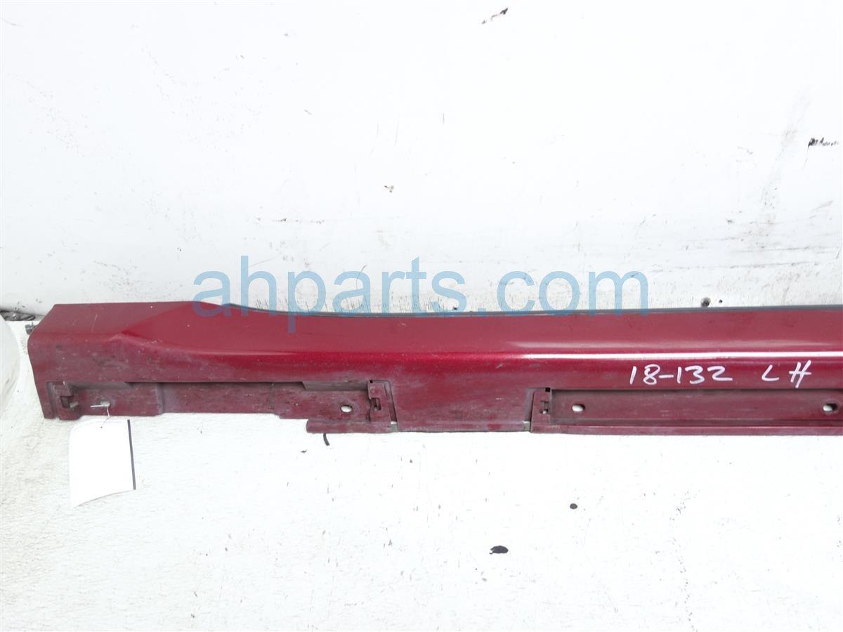 2006 Lexus Gs300 Trim Driver Side Skirt / Rocker Molding Red 61402 30270 Replacement