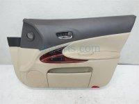 $85 Lexus FR/RH DOOR PANEL (TRIM LINER) TAN