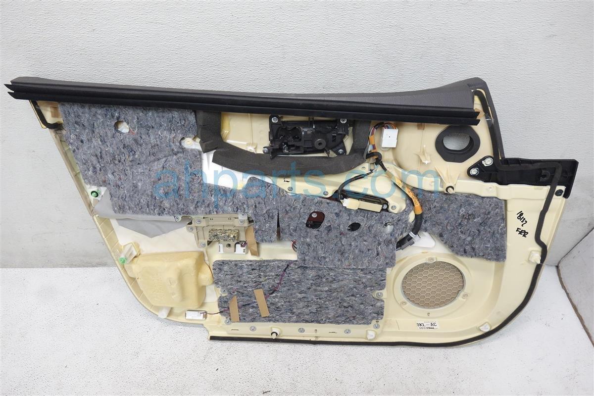 2006 Lexus Gs300 Front Passenger Door Panel (trim Liner) Tan 67610 30F60 E0 Replacement