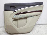 $70 Lexus RR/R DOOR PANEL (TRIM LINER) TAN