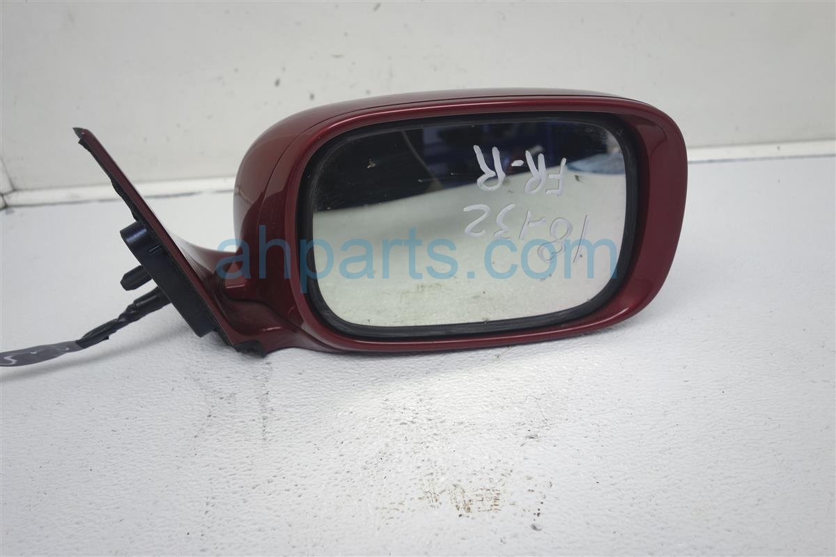 2006 Lexus Gs300 Passenger Side Rear View Mirror Red 87901 30240 K0 Replacement