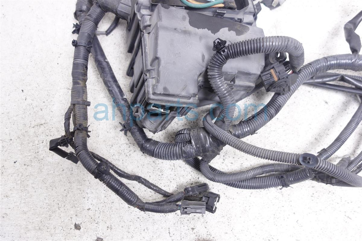 2010 Nissan Rogue Engine Room Harness  2.5l Fwd A/t 24012 JM91B Replacement