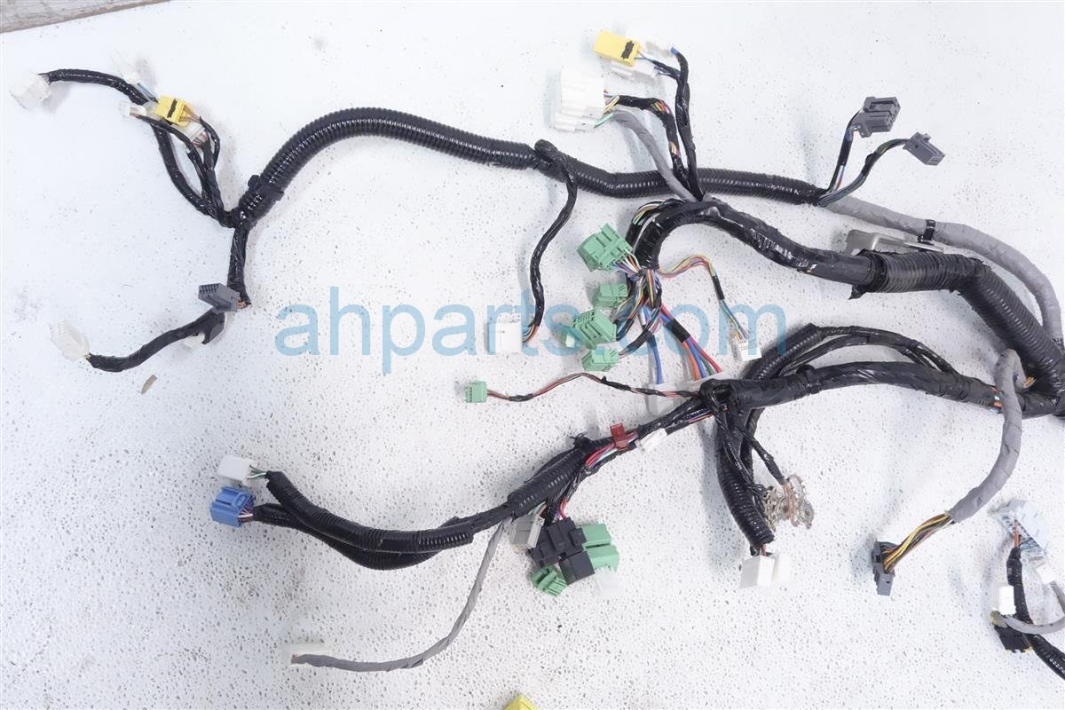 2015 Acura MDX Dashboard Instrument Wire Harness 32117 TZ5 A00 Replacement