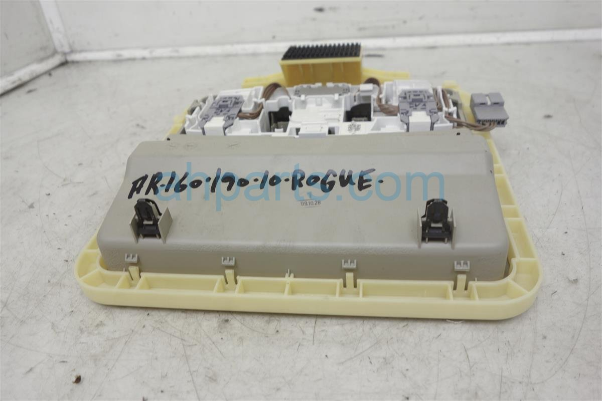 2010 Nissan Rogue Map Lamp Assembly  beige  scratch 26430 JM00A Replacement