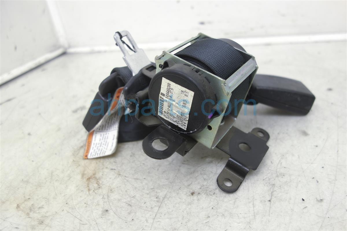 2010 Nissan Rogue Rear Rr/middle Seat Belt  black 88854 JM11A Replacement